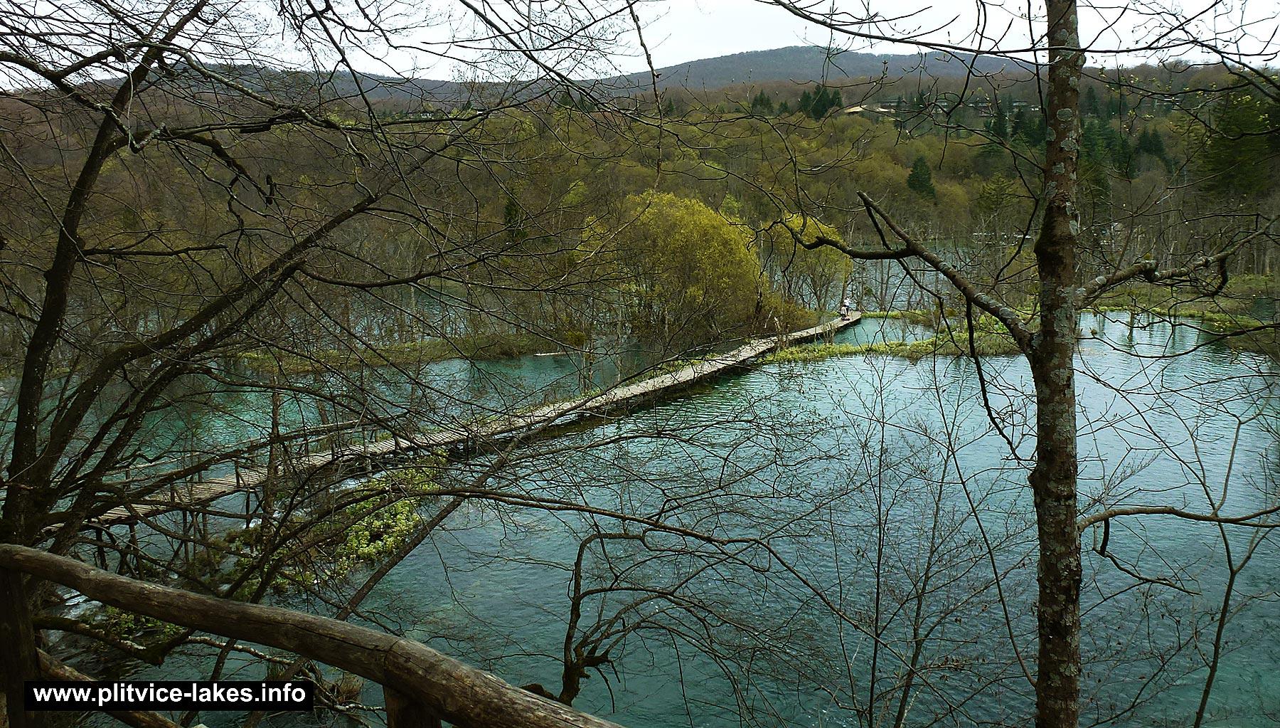 Small Burgeti Lakes (Ponds) @ Plitvicka Jezera