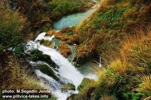 Cascades & Autumn Colours - Plitvicka Jezera