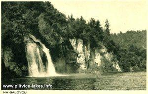 Galovac Waterfalls (1960s)