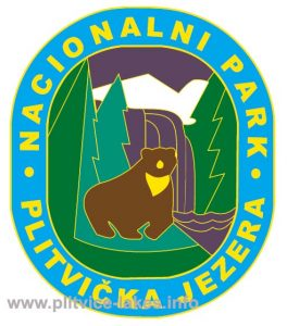 Cute Logo of Plitvice National Park (2014)
