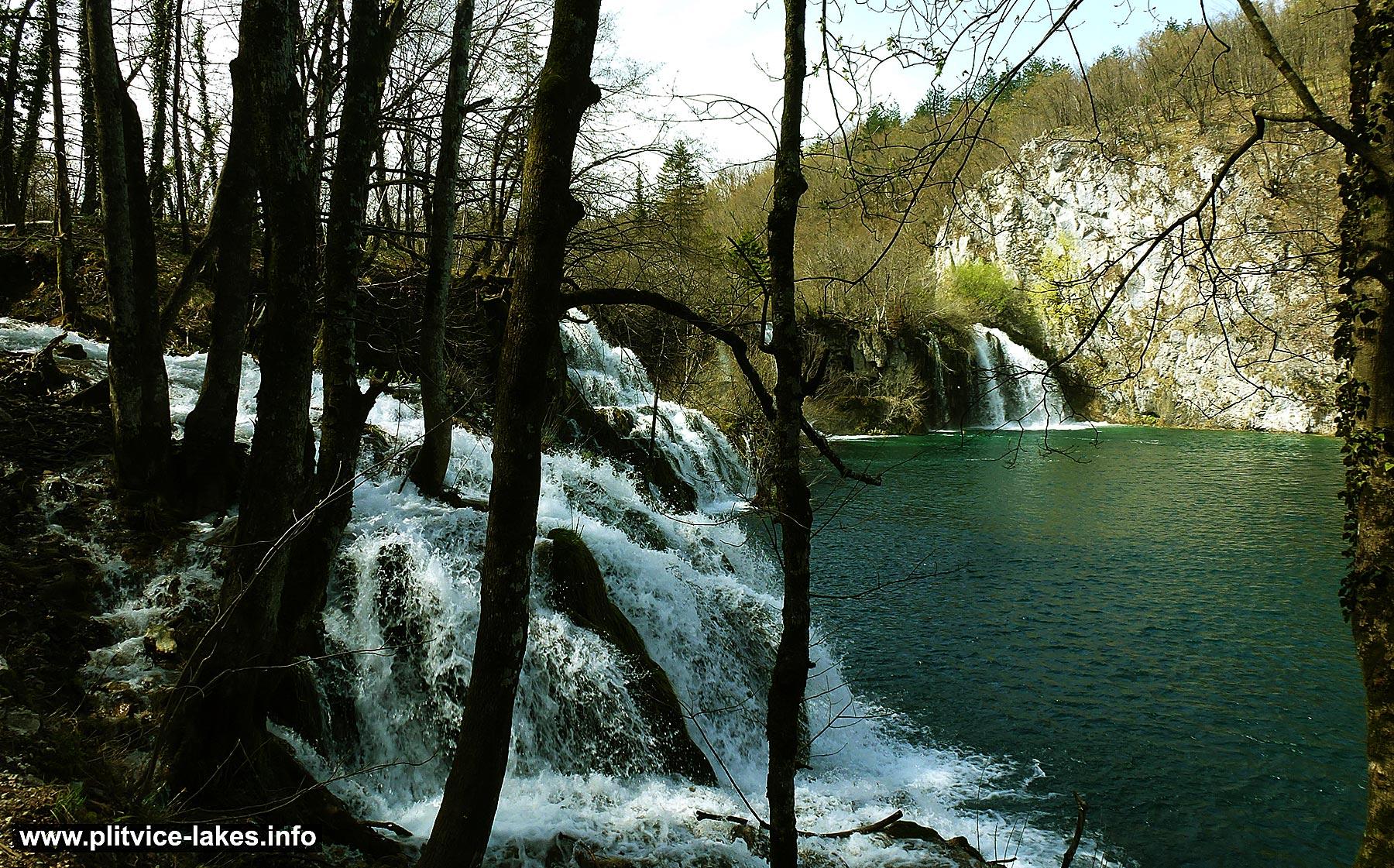 Milanovac Waterfalls and Cascades
