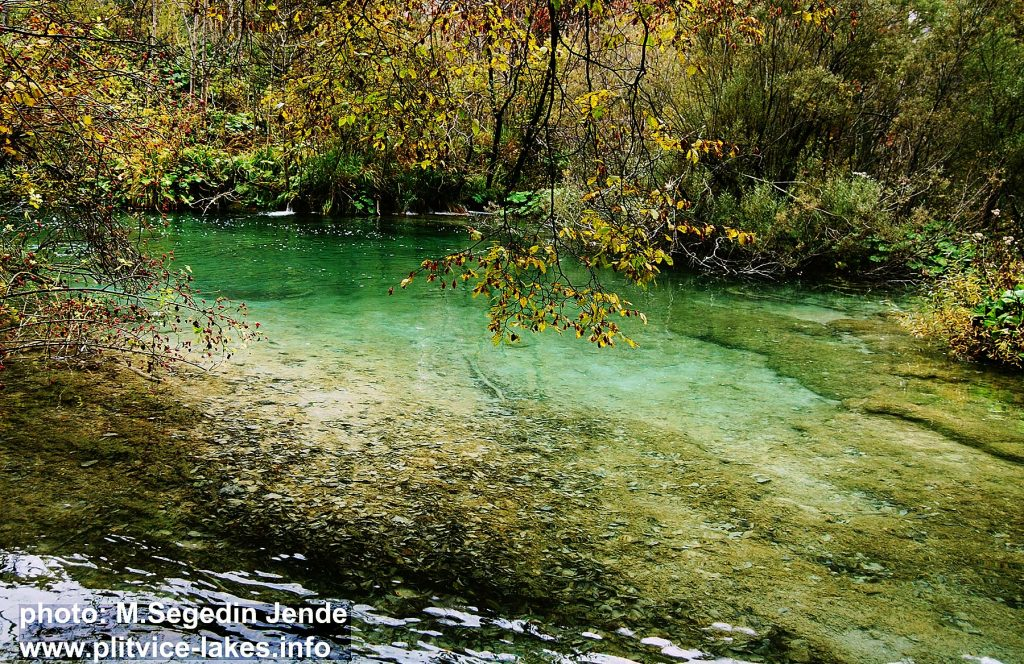 Colours of Milino Jezero @ Plitvice lakes National Park