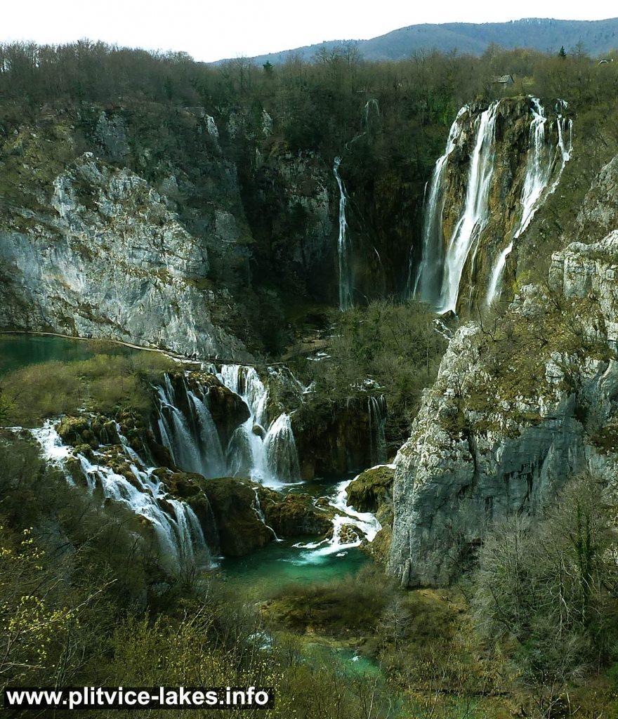 Veliki Slap Waterfall @ Plitvice Lakes National Park (2016)